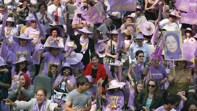 گردهمایی بزرگ ایرانیان در تاورنی ـ ۱۳۸۹