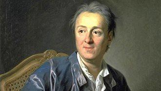 دیدرو، نویسنده و فیلسوف فرانسوی