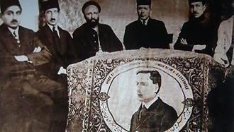 باسکرویل آمریکایی، شهید راه مشروطیت ایران