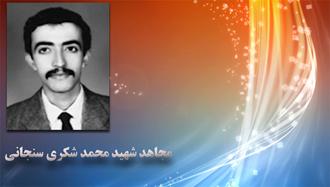 مجاهد شهید محمد شکری سنجانی