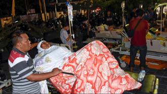 زلزله ۷ ریشتری در اندونزی