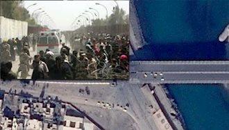 فاجعه جان باختن نزدیک ۱۰۰۰زائر بر اثر یک شایعه تروریستی روی پل ائمه رود دجله