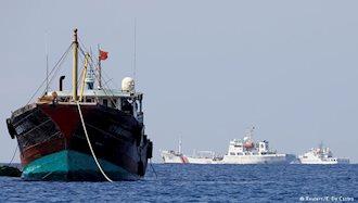 کشتی ماهیگیری چینی