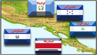 ستقلال ۵کشور آمریکای لاتین
