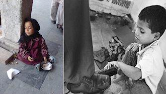 فقر روزافزون در ایران