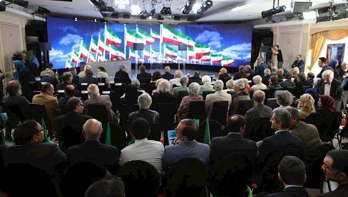 بازتاب رسانههای جهان از سخنان مریم رجوی در کنفرانس سراسری