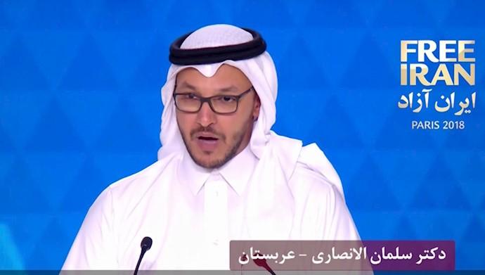 دکتر سلمان الانصاري از عربستان