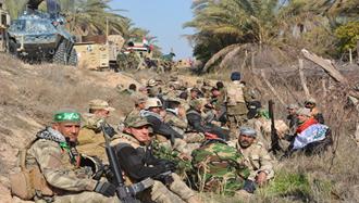 شبه نظامیان مسلح عراقی