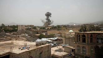 حمله موشکی شبه نظامیان حوثی