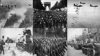 آغاز جنگ جهانی دوم