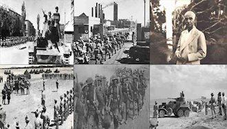 نیروهای متفقین به ایران وارد شدند و حکومت سیاه رضا خان پایان یافت