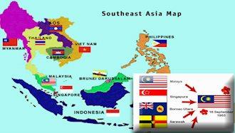 تشکیل فدراسیون مالزیا