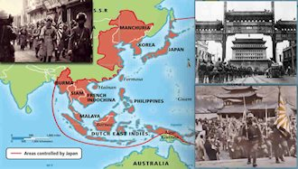 اشغال منچوری توسط ژاپن