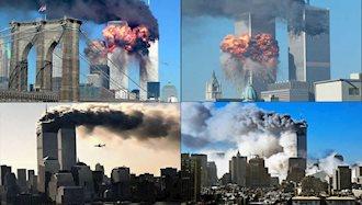 برجهای دوقلو در آمریکا منهدم شدند