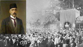 مردم مشهد علیه قرارداد وثوقالدوله به مخالفت گستردهای برخاستند