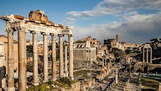 امپراتوری روم قدیم، سرنگون شد