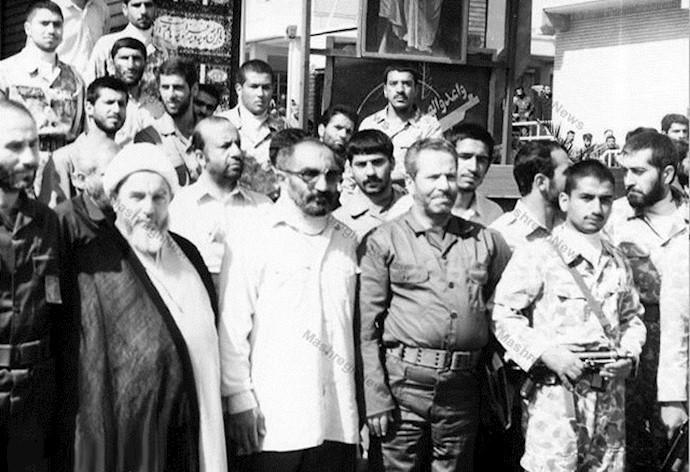 اسدالله لاجوردی ـ حاکمیت در زندان اوین