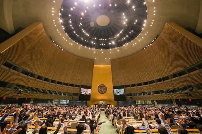 روز جهانی جوانان ـ تصویب روز ۱۲اوت بهعنوان روز جهانی جوانان در مجمع عمومی
