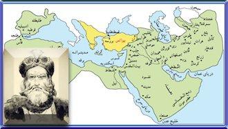 هارونالرشید معروفترین خلیفه عباسی به خلافت رسید