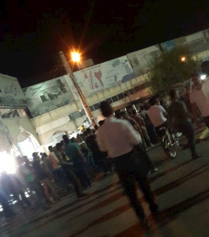 تظاهرات کازرون - ۱۴مرداد۹۷