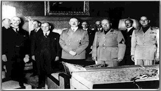 سیاست مماشات با هیتلر، او را بهتجاوز بیشتر ترغیب کرد