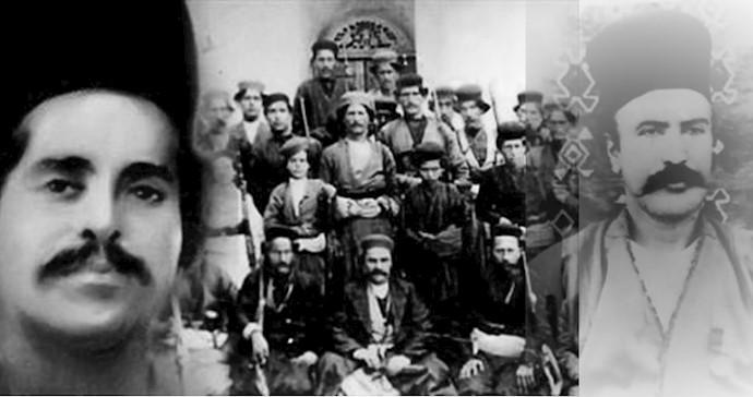 میرزا محمد برازجانی، ناصر دیوان کازرونی و رئیس علی دلواری قهرمانان مبارزه با استعمار انگلیس