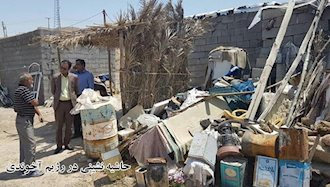حاشیه نشینی در رژیم آخوندی