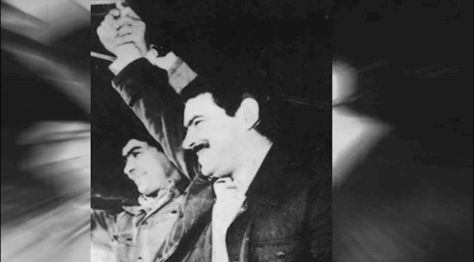 مسعود رجوی ـ معرفی موسی خیابانی در تبریز