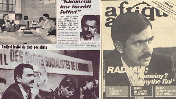 مسعود رجوی ـ کارزار بزرگ افشاگری