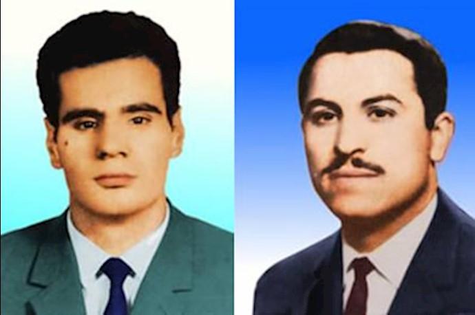 سعید محسن و محمد حنیفنژاد