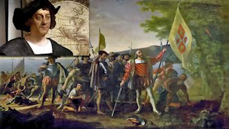 کشف قاره آمریکا توسط کریستف کلمب