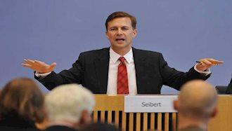 استیفن سیبرت سخنگوی دولت آلمان