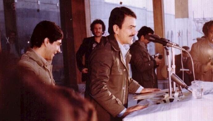 مسعود رجوی در کارزار انتخابات ریاست جمهوری