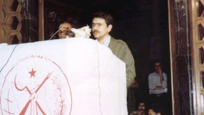 مسعود رجوی ـ سخنرانی در دانشگاه تهران