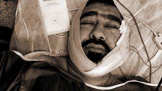 گوشمالی آخوند مزاحم توسط جوانان در شرق تهران