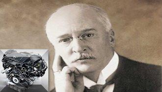 مهندس رودلف دیزل، مخترع موتورهای دیزل