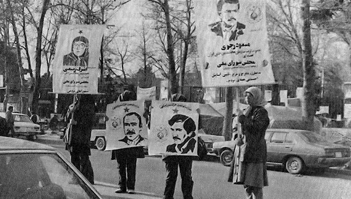 مسعود رجوی ـ انتخابات مجلس