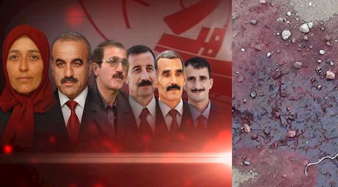 مسعود رجوی و نخستین موشکباران به لیبرتی