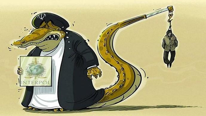 حکومت آخوندی برای قربانیان خود اشک تمساح میریزد