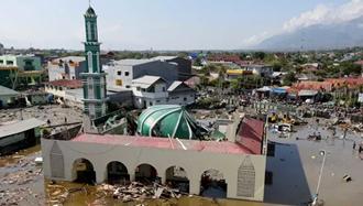 زمینلرزه و سونامی در اندونزی