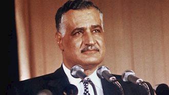 جمال عبدالناصر، رئیسجمهور فقید مصر