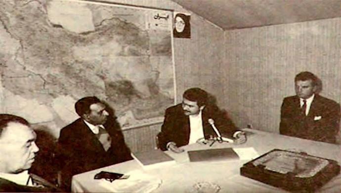اهدای جایزه صلح توسط مجمع ائتلاف ملی هندوستان به مسئول شورای ملی مقاومت، مسعود رجوی
