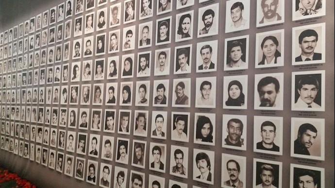 ۴قتلعام دانشآموزان و دانشجویان در سال ۱۳۶۷.