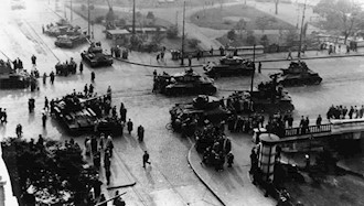 ۱۳ فوریه ۱۹۴۵ - ۲۴بهمن: آزادسازی بوداپست