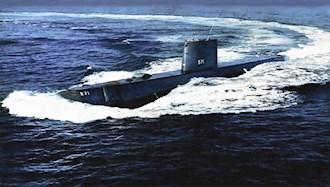 ۲۱ ژانویه ۱۹۵۴ - ۱بهمن: نخستین زیر دریایی اتمی آمریکا