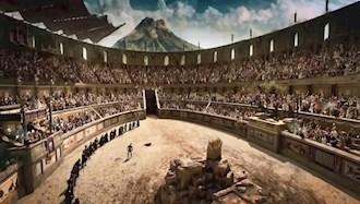 ۲ فوریه ۴۰۴ - ۱۳بهمن: ممنوع شدن مسابقات گلادیاتوری
