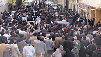 ۲۳ بهمن ۱۳۸۴ – ۱۱ فوریه: سرکوب وحشیانه دراویش نعمتاللهی در قم