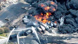 ۲۹بهمن ۱۳۸۲ - ۱۸ فوریه: در حادثه آتشسوزی قطار نیشابور ۳۰۰تن از هموطنان جان باختند