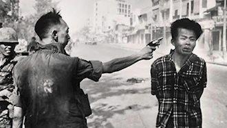 ۱ فوریه ۱۹۶۸ - ۱۲بهمن: عکسی که جهان را برضد حاکمان ویتنامجنوبی برانگیخت