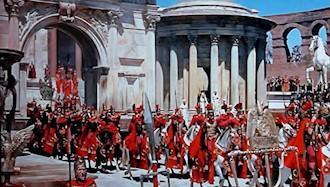 ۱۶ فوریه ۴۶۸ - ۲۷ بهمن: پایان حکومت رومیان بر فرانسه و آلمان